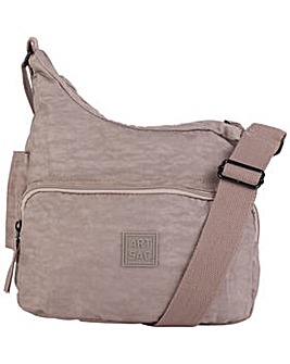 Artsac Scoop Top Cross Body Bag