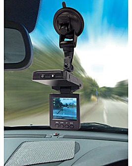 "2.5"" Screen InCar Digital Video Recorder"