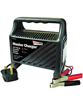 Streetwize 12Volt 4 Amp Battery Charger