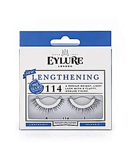 Eylure Lengthening Pre Glued Lash 114