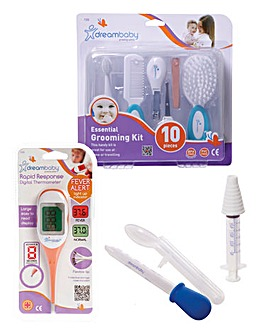 Dreambaby Essentials Hygiene Care Set