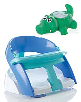 Dreambaby Bath Seat With Themometer