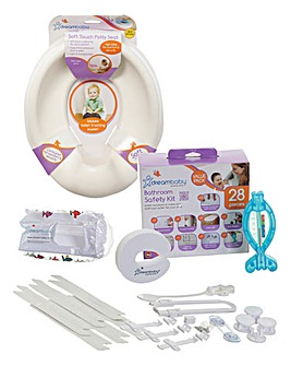 Dreambaby Bathroom Essentials Kit