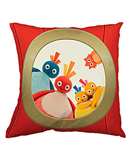 TwirlyWoos Cushion