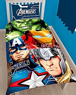 Marvel Avengers Tech Personalised Panel