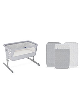 Chicco Next to Me Basic Set For Cribs
