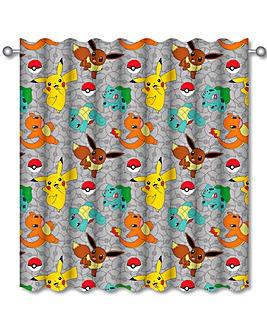Pokemon Set of Curtains