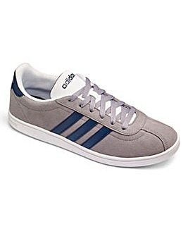 adidas VLCourt Suede Trainers
