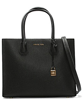 Michael Kors Black Large Satchel Bag
