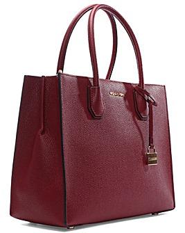 Michael Kors Red Large Satchel Bag