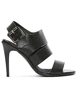 Daniel Danum Reptile High Heel Sandal