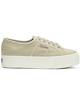 Superga Linea Up Down Flatform Trainer
