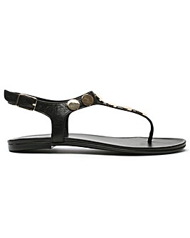 Daniel Studworks T Bar Toe Post Sandal