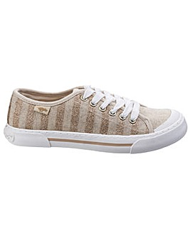 Rocket Dog Jumpin Haystack Linen Sneaker