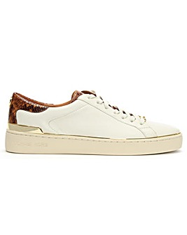 Michael Kors Reptile Trim Sneakers
