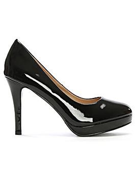 Daniel Patent Platform Court Shoe