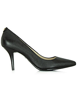 Michael Kors Leather Mid Pointed Pump