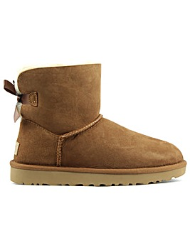 UGG Mini Bailey Bow II Twinface Boot