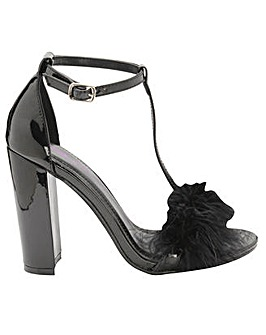 Dolcis Lacey heeled sandals