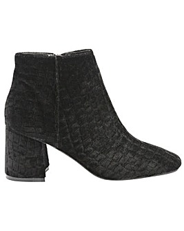 Dolcis Bridget heeled ankle boots