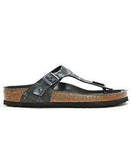 Birkenstock Gizeh Hex Toe Post Sandal