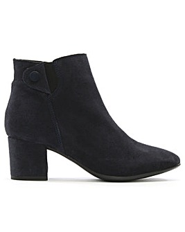 Daniel Tordino Suede Ankle Boots