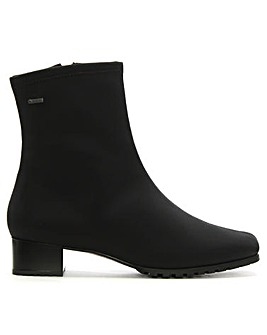 Hogl Stretch Block Heel Ankle Boots