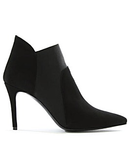 Daniel Afede Suede Pointed Chelsea Boots
