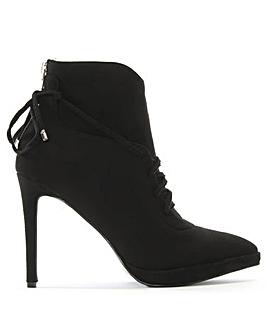 Daniel Aughton Suedette Ankle Boots