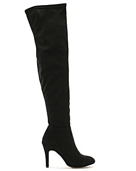 Daniel Givendale Over The Knee Boots