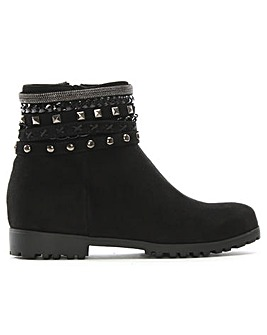 Daniel Weighton Embellished Ankle Boots