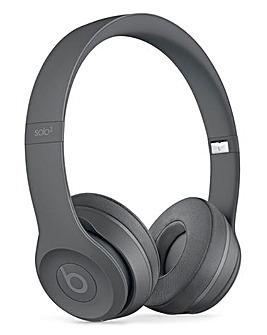 Beats Solo 3 Headphones Asphalt Grey