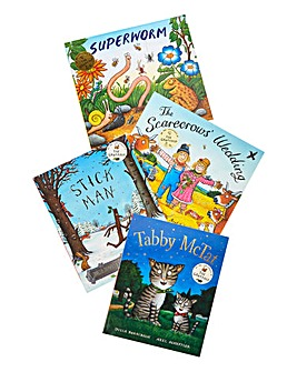 Julia Donaldson Book Collection
