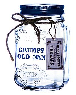 Savings Mason Jar