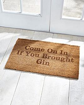 Gin Doormat