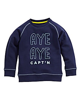 KD MINI Boys Aye Aye Captain Jumper