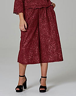 Simply Be Lace Culotte