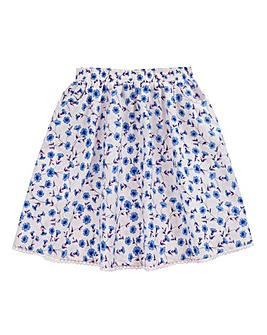 KD EDGE Girls Woven Skirt