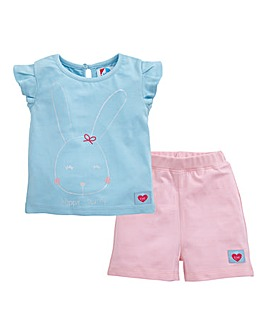 KD Baby Tunic and Shorts Set