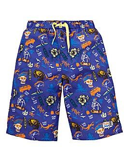 Dudeskin Swim Shorts