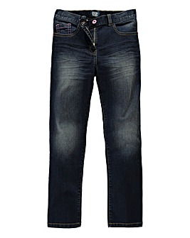 Union Blues Girls Core Jean Generous Fit