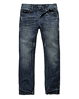 Union Blues Boys Distressed Jean Generou