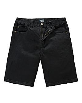 Union Blues Boys Stretch Twill Shorts