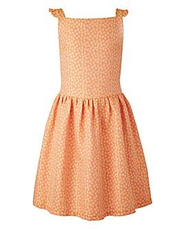 KD EDGE Girls Dress
