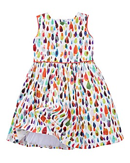 KD EDGE Girls Dress