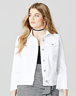 Simply Be Bell Sleeve Jacket