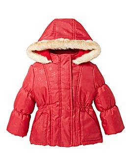 KD Baby Red Coat