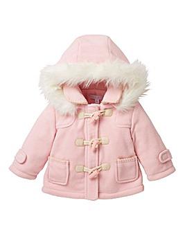 KD Baby Pink Duffle Coat