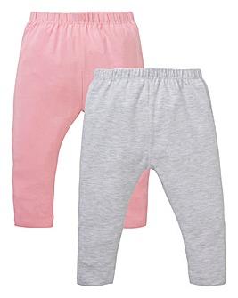 KD Baby Girl Pack of Two Leggings