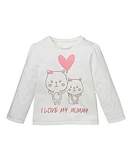 KD Baby Mummy T shirt